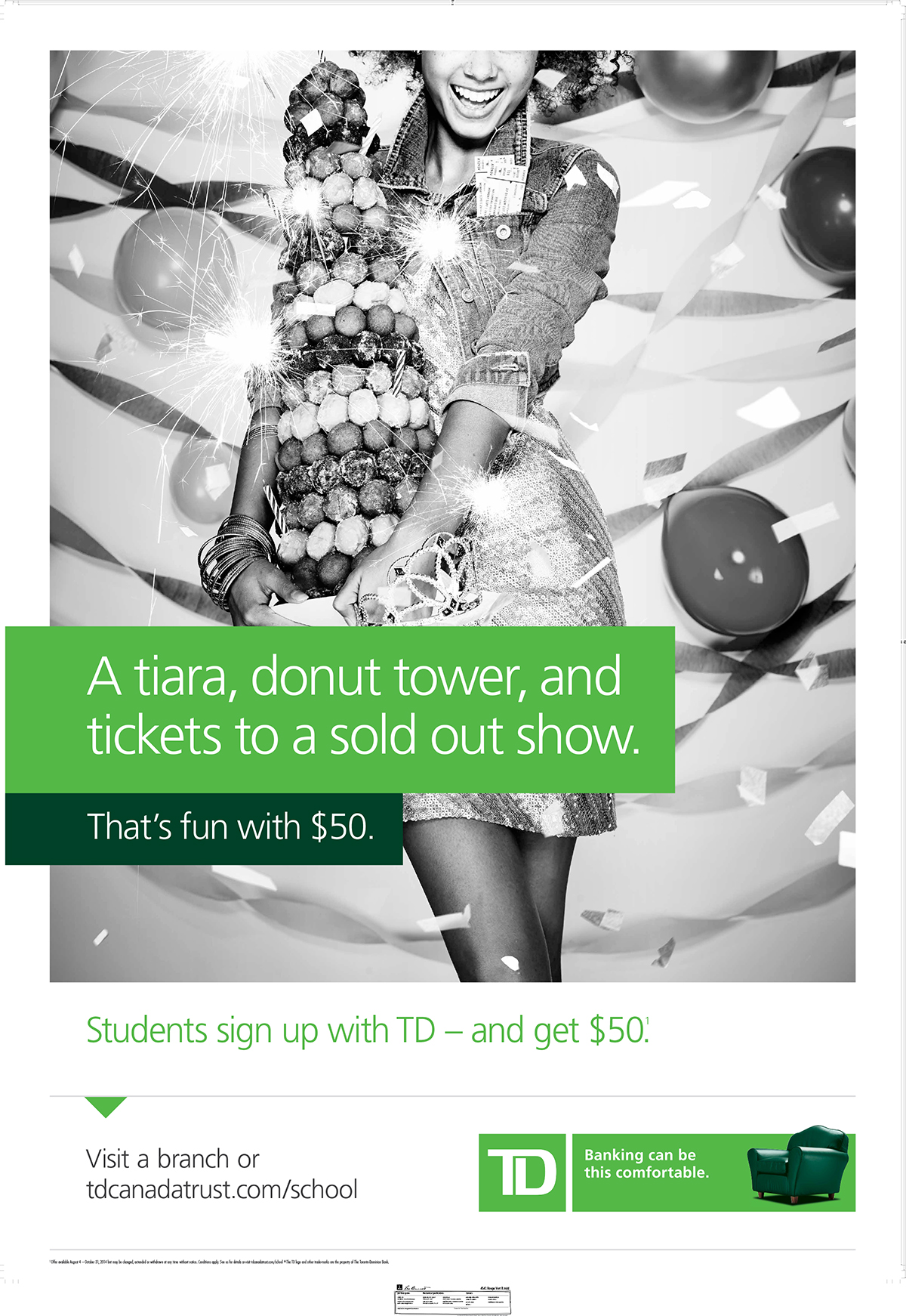 TD Bank Back to School II