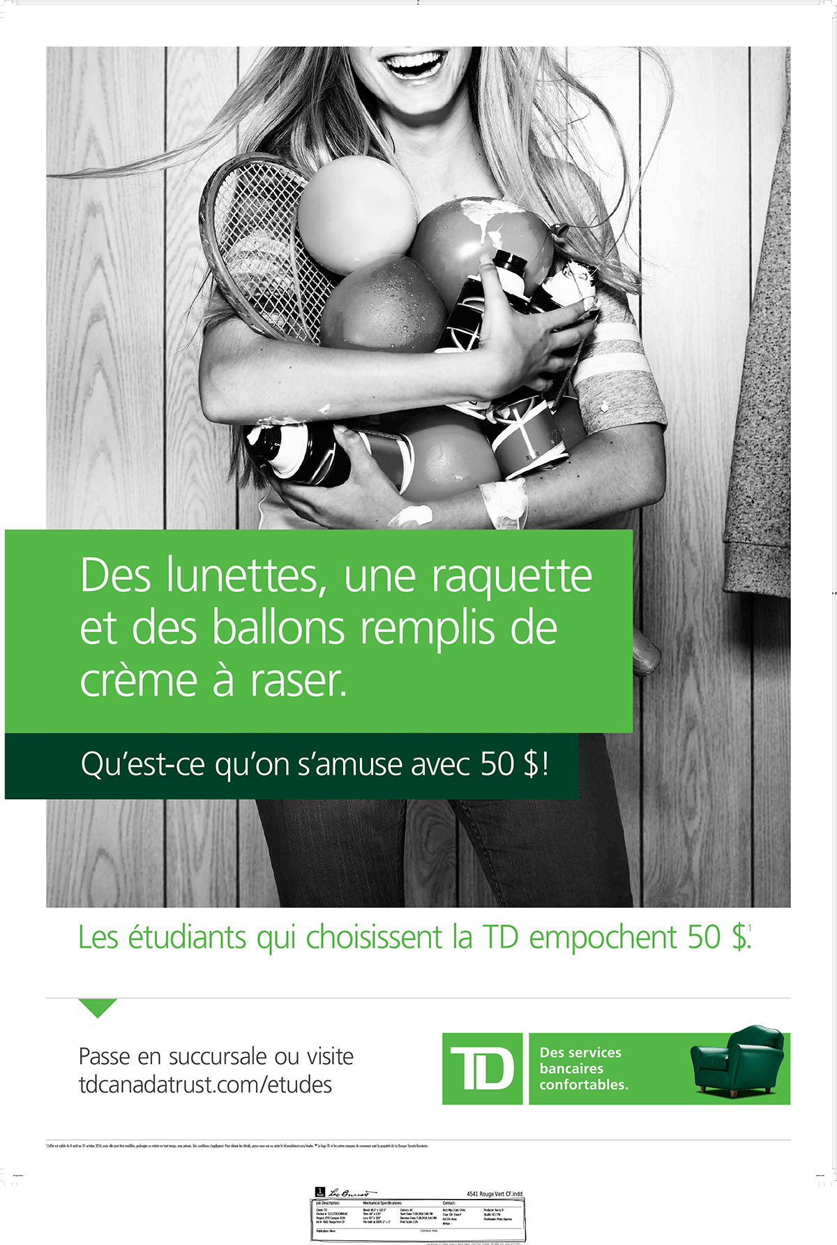 TD Bank Back to School III