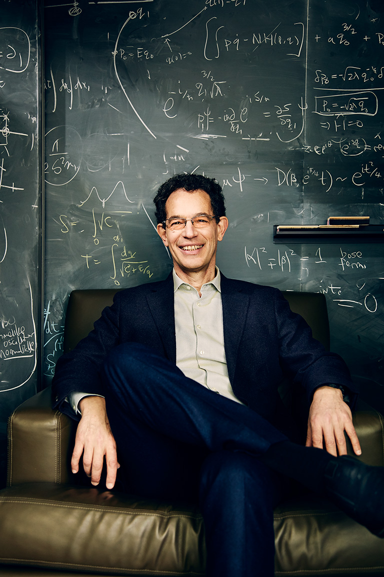 Dr. Neil Turok, Perimeter Institute